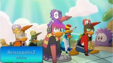 Club Penguin Puffle Party (Gotta have a Wingman) Vídeoclip