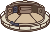 Ezra's Hideout Igloo icon