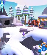 Mt Blizzard campground