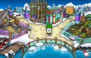 Puffle Party 2014 Dock