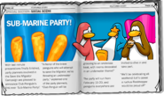Sub-Marine Party Article CPT issue 122