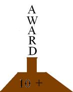 AWARDFOR10+AWARD