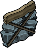 Abandoned Mine Wall sprite 003