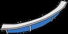C Curve Ramp sprite 006