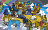Medieval Party 2012 Sky Kingdom all gems 2