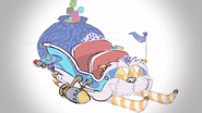 Merry Walrus's sleigh concept