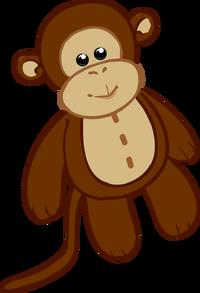 Peluche de Mono icono