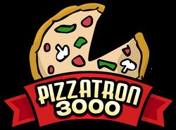 Pizzatron 3000 logo