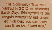 The community tree