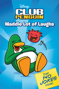 Waddle Lot of Laughs book