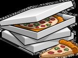 3 Cajas de Pizza