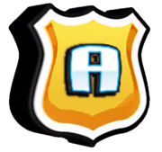 Admin Badge Custom