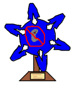 Agent vandalism control team award