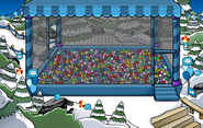 Puffle Party 2010 Forest