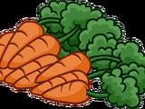 10 Zanahorias