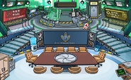 EPF Command Room construction 2