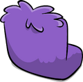 Fuzzy Purple Couch sprite 007