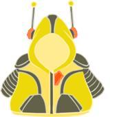 File:Golden Robot Hoodie.jpg