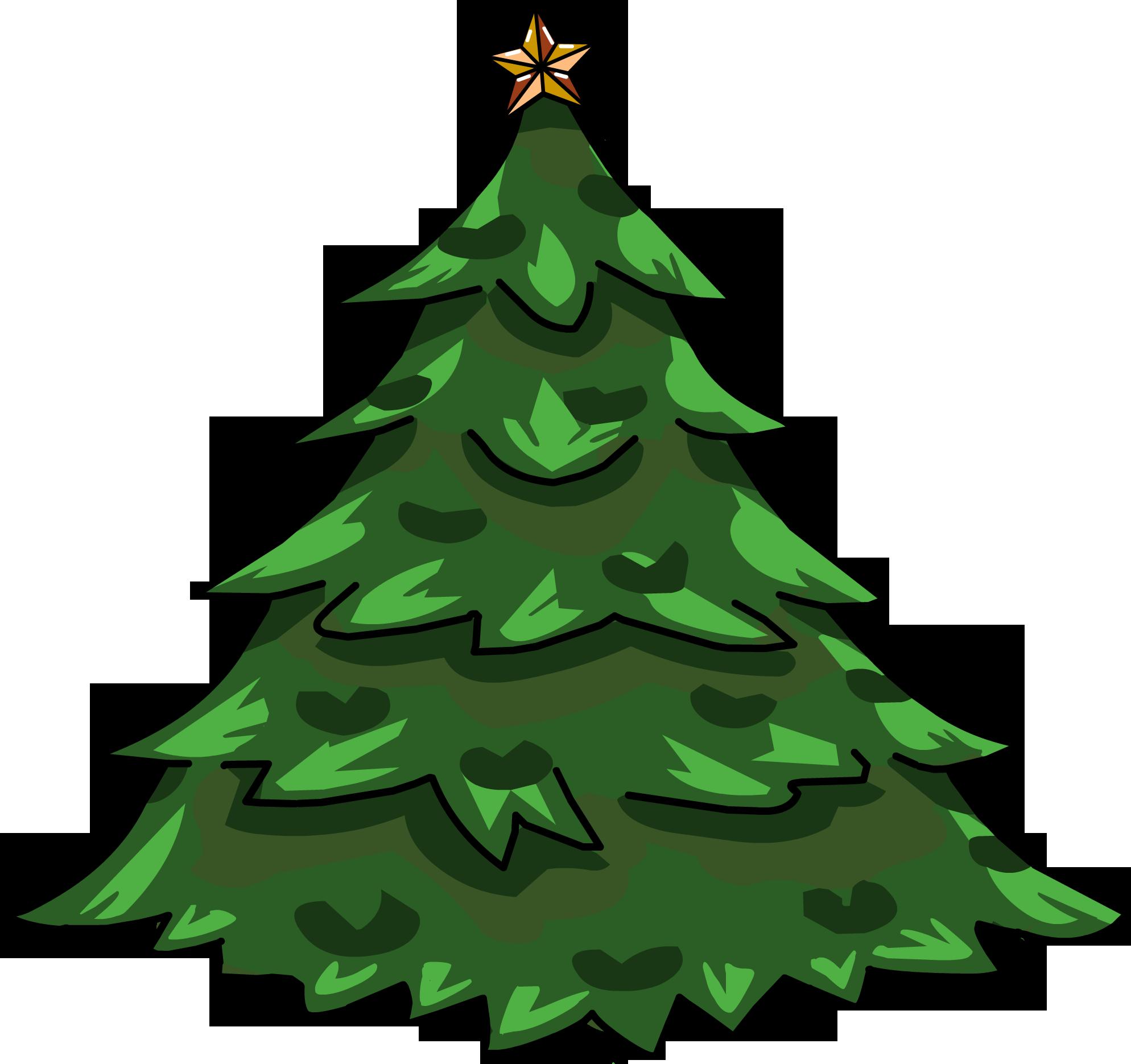 Penguin Christmas Tree: Club Penguin Wiki