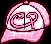 Pink Skater Hat icon