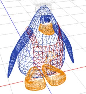 File:3D Penguin.jpg