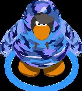 BlueHipHopHoodieinGame