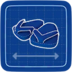 Blueprint Flipper Floppers icon