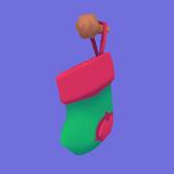 Calcetines de Navidad icono