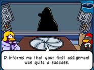 First assignment success