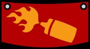 Bandera de Salsa Picante icono