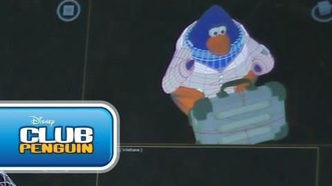 Club Penguin Behind the Scenes 2011