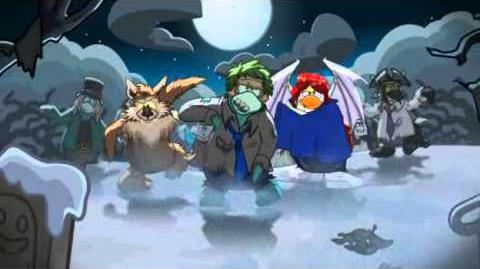 Club Penguin Halloween Party 2013 Trailer