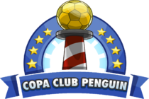 Copa Club Penguin logo