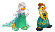 Frozen Fever sneak peek