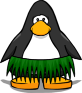 Grass Skirt PC