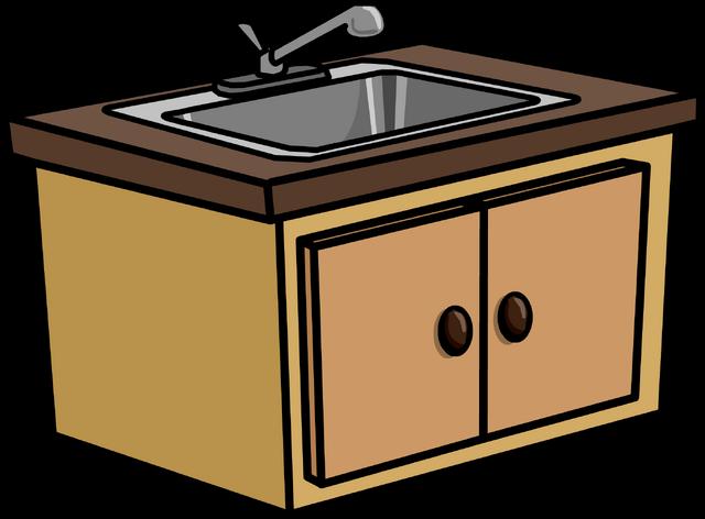Image Kitchen Sink Sprite 015 Png Club Penguin Wiki Fandom