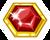 RubyBroochPin