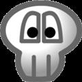 Skull emote