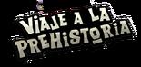 Viaje a la prehistoria logo