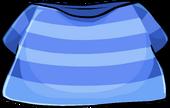 Violet Striped Shirt icon ID 4176