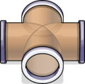 4-Way Puffle Tube sprite 015
