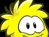 Puffle amarillo
