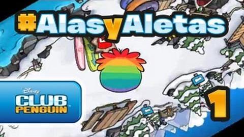 Alasyaletas - Episodio 1 Club Penguin oficial