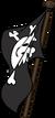 Bandera Pirata icono