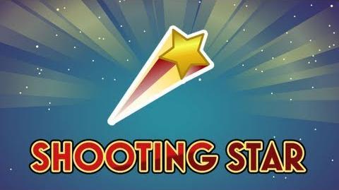 Club Penguin - Pin - Shooting Star HD