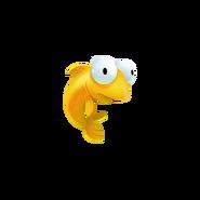 Fishing loot Guppy Fluffy