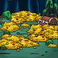 Hidden Treasure Background photo