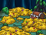 Hidden Treasure Background