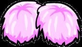 Pink Pompoms