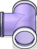 T-joint Puffle Tube sprite 033